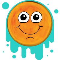 Picture link of a happy cartoon sun to the solar eclipse.