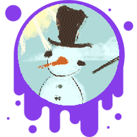 Picture link of snowman to the particle state page.