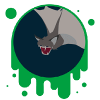 Picture link of a flying bat to the matter and energy in organisms page.
